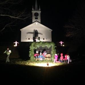 2016 Live Nativity Scene