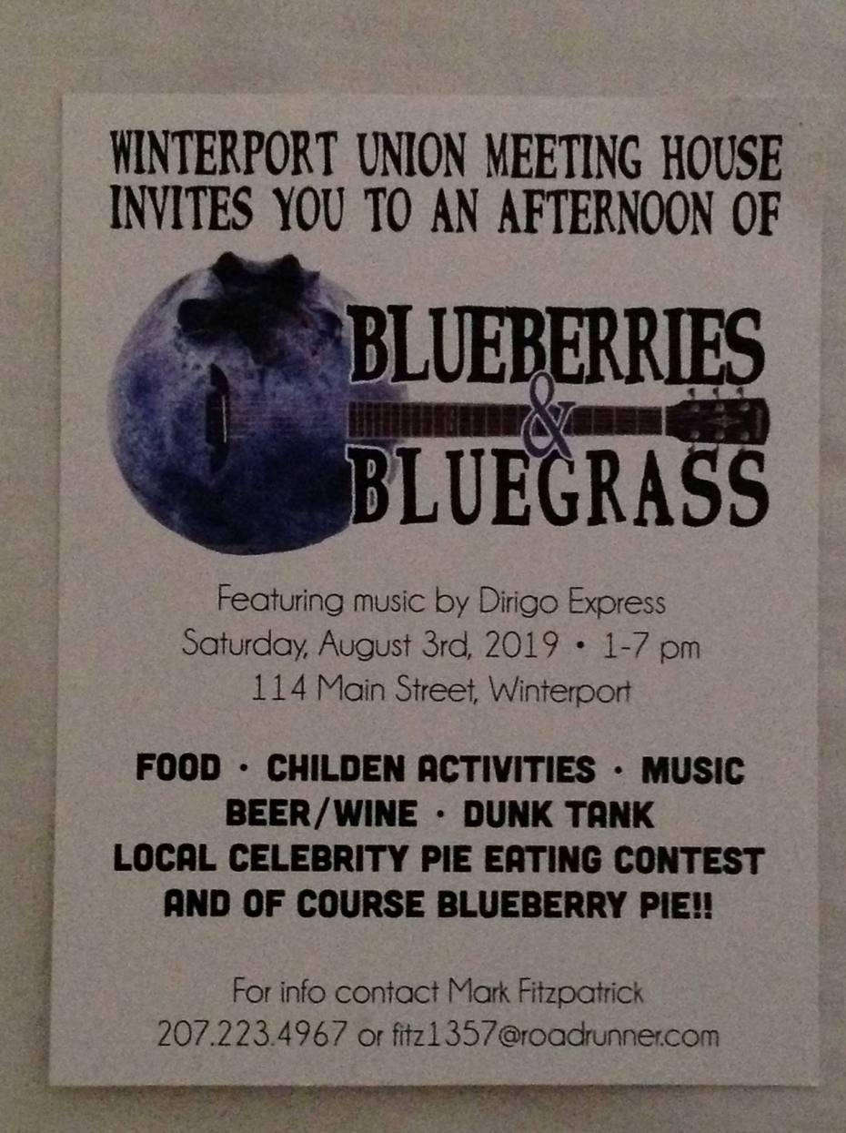 Blueberries Bluegrass